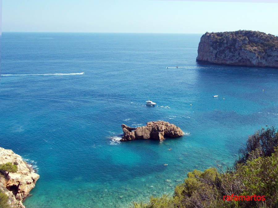 Snorkel en Cala Ambolo | Buceo y Snorkel