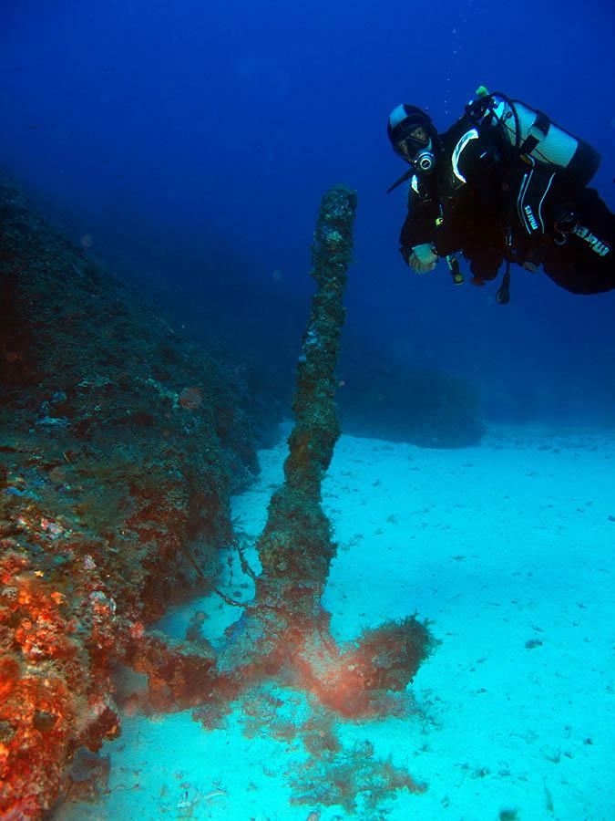 Buceo en la isla Tagomago de Ibiza | Buceo y Snorkel