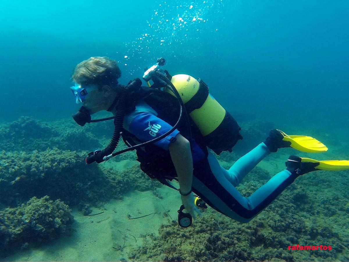 Microburbujas de nitrógeno | Buceo y Snorkel