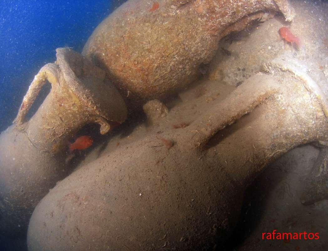 dos mil anos bajo el agua