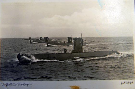 escuadrilla de submarinos 1
