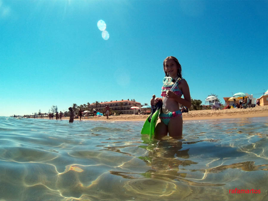 snorkel Denia