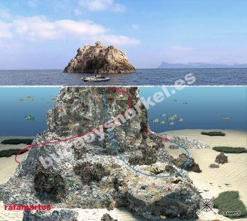 Memorable buceo en Es Pallarets de Ibiza