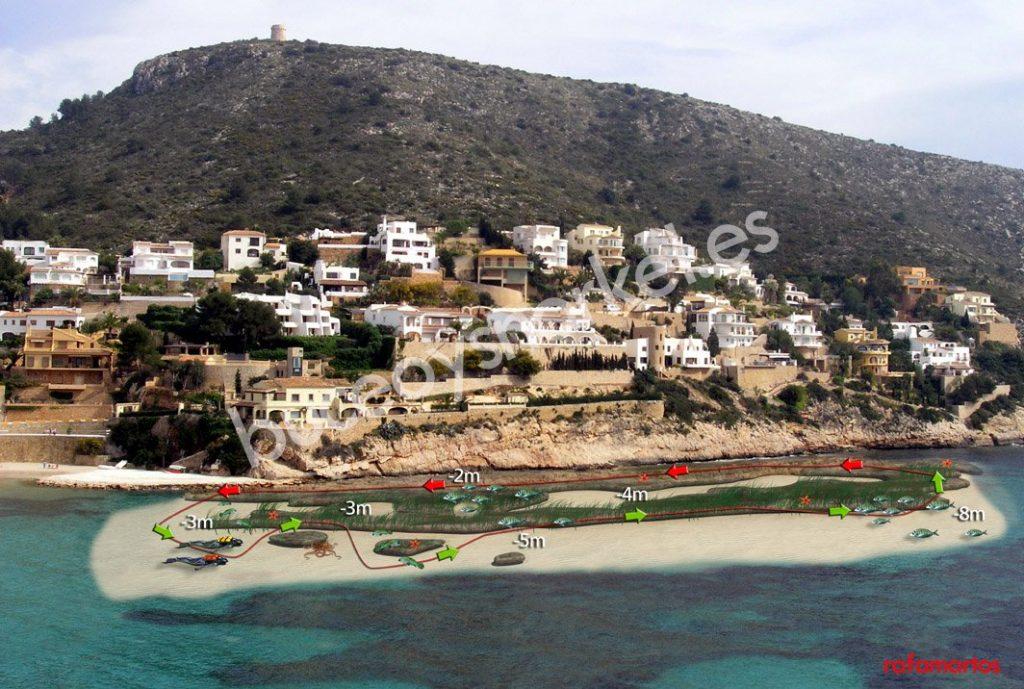 Snorkel en El Portet de Moraira