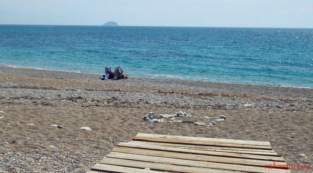 Snorkel en la Playa Estudiantes de la Vila Joiosa