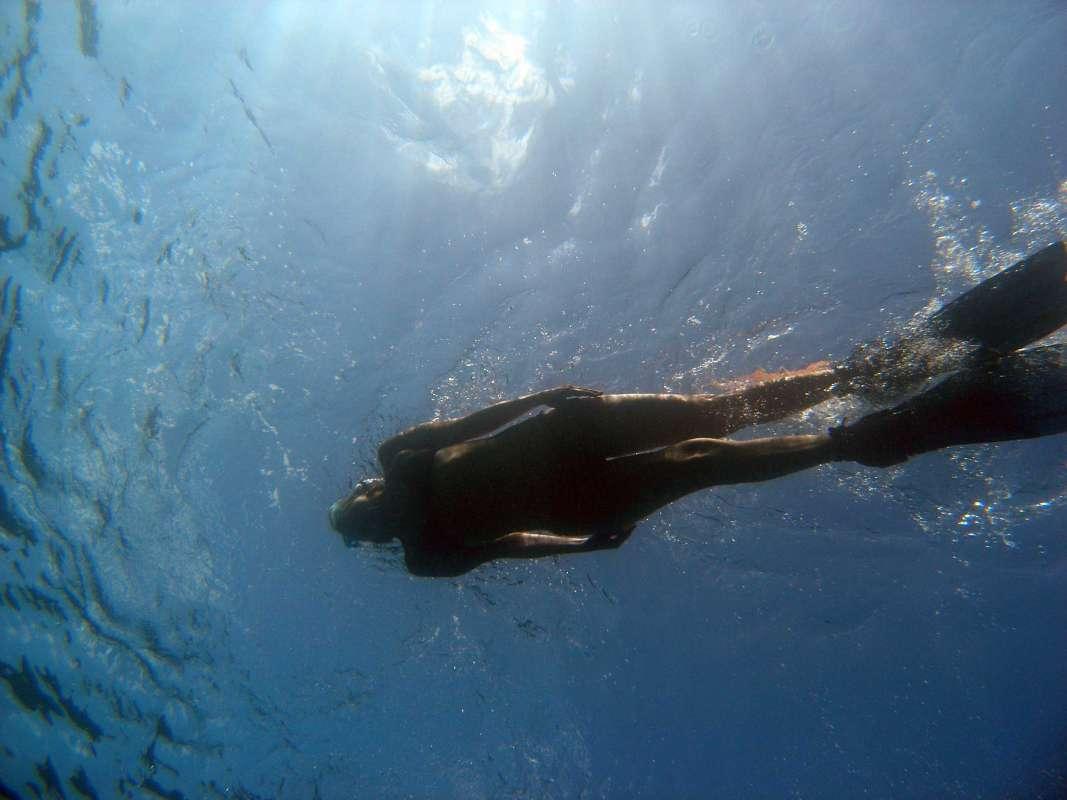 snorkel cala blanca 140
